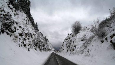 Λευκάδα: Αντιμετώπιση προβλημάτων από χιονόπτωση