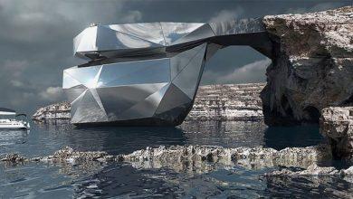 Μάλτα: Ένα νέο κτίριo που θα ενώνεται με τη φύση δημιούργησε ο Sv. Andreev