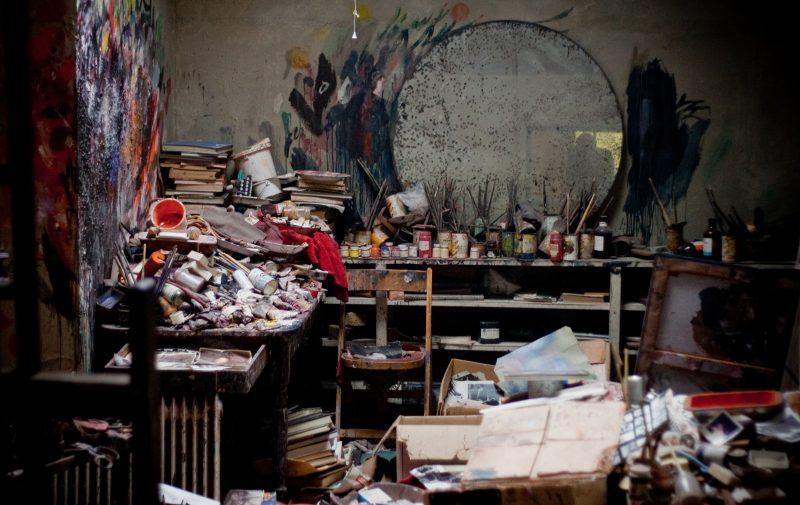 9 στούντιο σπουδαίων ζωγράφων που είναι επισκέψιμα