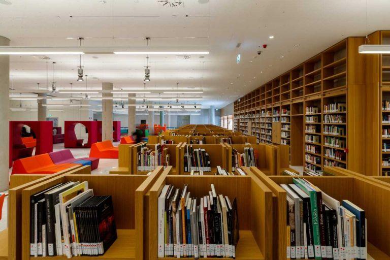 Άνοιξαν οι ερευνητικές συλλογές της Εθνικής Βιβλιοθήκης