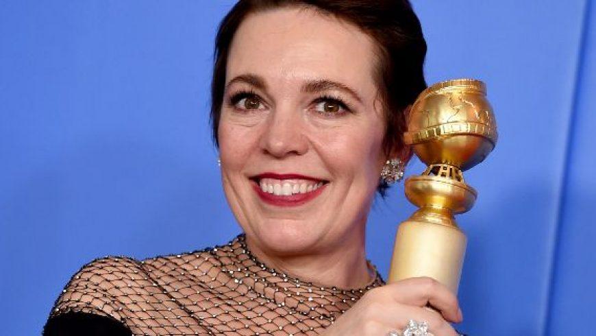 Χρυσές Σφαίρες 2019: Βραβείο Α' Γυναικείου Ρόλου στην Ολίβια Κόλμαν για το «The Favourite» του Λάνθιμου