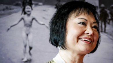 Το «Κορίτσι των Ναπάλμ» από το Βιετνάμ βραβεύτηκε για το έργο της για την ειρήνη