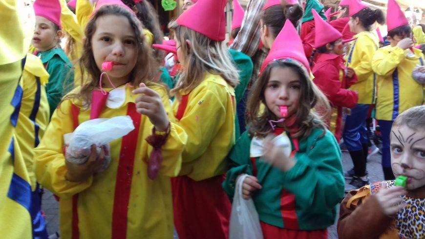 Την Κυριακή 3 Μαρτίου το Λευκαδίτικο Παιδικό καρναβάλι