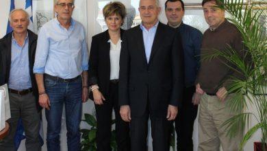 Συνάντηση Δημάρχου Λευκάδας με τον Πρύτανη του Ιονίου Πανεπιστημίου