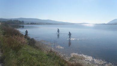 Η λιμνοθάλασσα είναι πλέον πιο καθαρή χάρη στην εθελοντική προσφορά