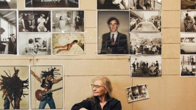 Οι πρώτες σπουδαίες φωτογραφίες της Άνι Λίμποβιτς
