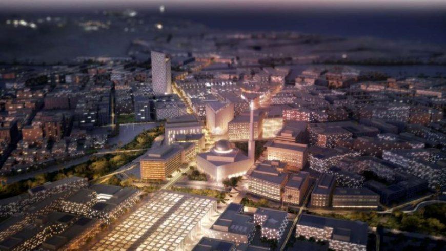 Στα σκαριά 10 απίθανες πόλεις του μέλλοντος