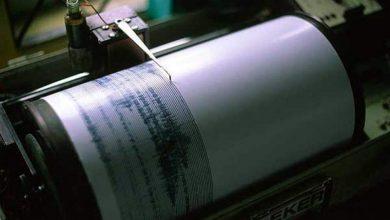 Ισχυρή σεισμική δόνηση 5,2 Ρίχτερ δυτικά της Πρέβεζας