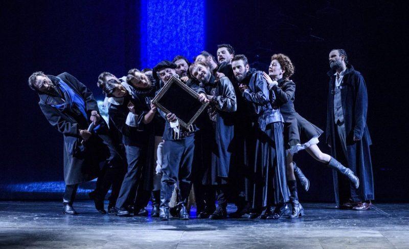 «Τίμων ο Αθηναίος» από το Εθνικό Θέατρο στη Λευκάδα