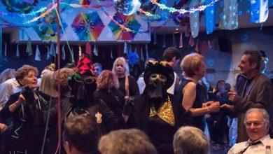 Στέφθηκε με απόλυτη επιτυχία ο φετινός αποκριάτικος χορός του «Ορφέα»
