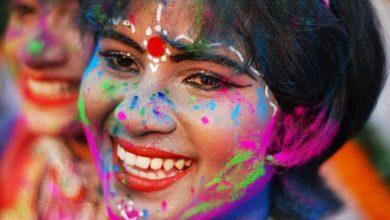 Το Φεστιβάλ των Χρωμάτων