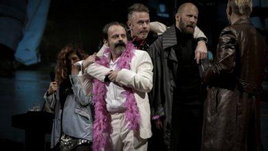 «Ο Μισάνθρωπος» του Μολιέρου από το Εθνικό Θέατρο στη Λευκάδα