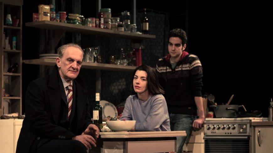 Η θεατρική παράσταση «Φεγγίτης» στο Φουαγιέ του Ανοιχτού Θεάτρου
