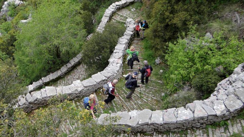 Αναπτύσσεται ο εναλλακτικός τουρισμός στην Ελλάδα