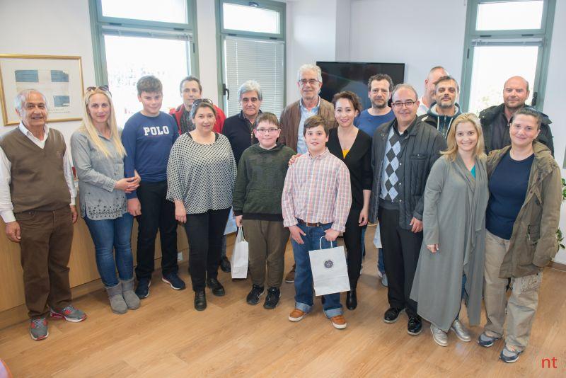Δήμος Λευκάδας: Τίμησε τους αθλητές του Τμήματος Τοξοβολίας των Προγραμμάτων «Άθληση για Όλους»