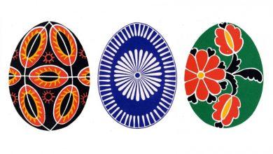 Στην Ουκρανία τα αυγά του Πάσχα είναι έργα τέχνης
