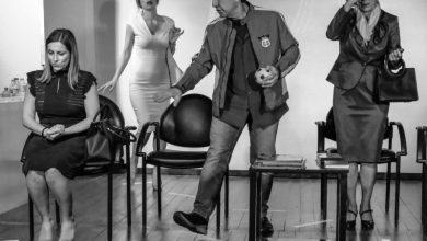 Η θεατρική παράσταση «Talk to me!» στο Θεατρικό Εργαστήρι Πρέβεζας