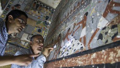Εντυπωσιακές εικόνες: Μέσα σε καλά διατηρημένο τάφο 4.000 ετών