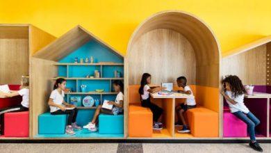 Hayarden: Ενα ντιζαϊνάτο σχολείο-πρότυπο για προσφυγόπουλα στο Τελ Αβίβ