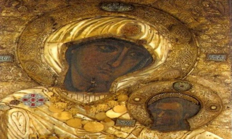 Λιτάνευση της ιεράς εικόνας «Παναγίας Πορταΐτισσας»