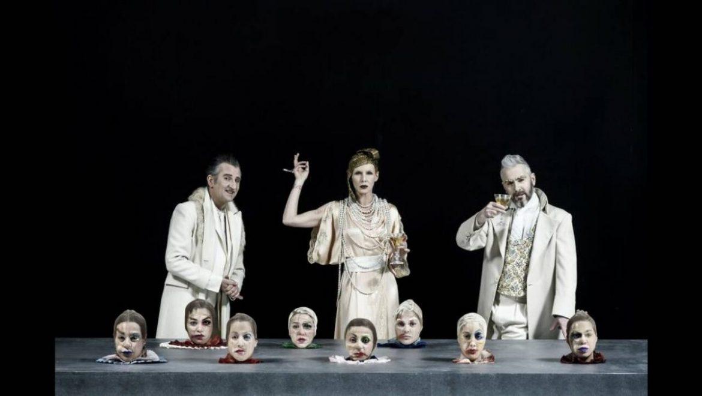«Ο άνθρωπος που γελά» από το Εθνικό Θέατρο στη Λευκάδα