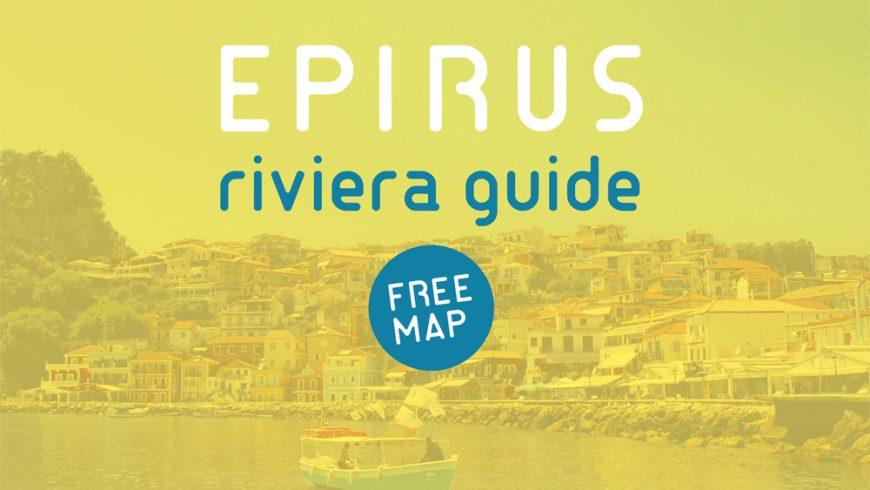 Λίγες θέσεις έμειναν ακόμα για τον χάρτη Epirus Riviera Guide 2019