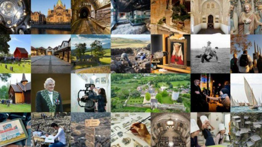 Ευρωπαϊκό Βραβείο Πολιτιστικής Κληρονομιάς στα Μονοπάτια Πολιτισμού