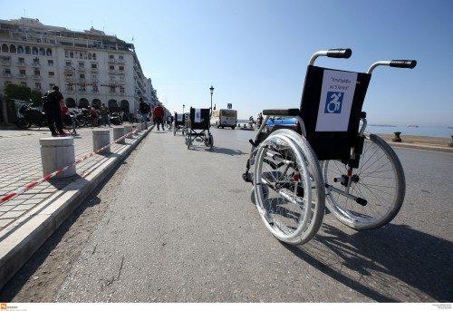 Μαθητές στη Θεσσαλονίκη δημιούργησαν ρομποτικό σύστημα αποτροπής στάθμευσης σε θέσεις ΑμεΑ