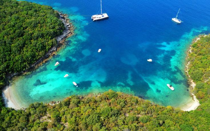 Η Ελλάδα έχει τη δική της «Καραϊβική»