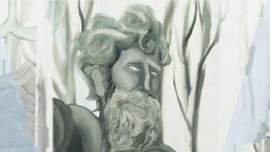 Έκθεση ζωγραφικής βασισμένη στην ελληνική μυθολογία