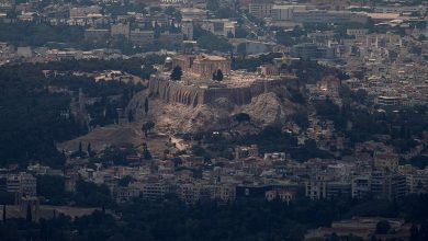 Η κλιματική αλλαγή απειλεί τα ελληνικά μνημεία