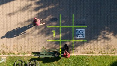 Digital παγκάκια στην Αθήνα – Τι είναι και πού θα τα βρείτε