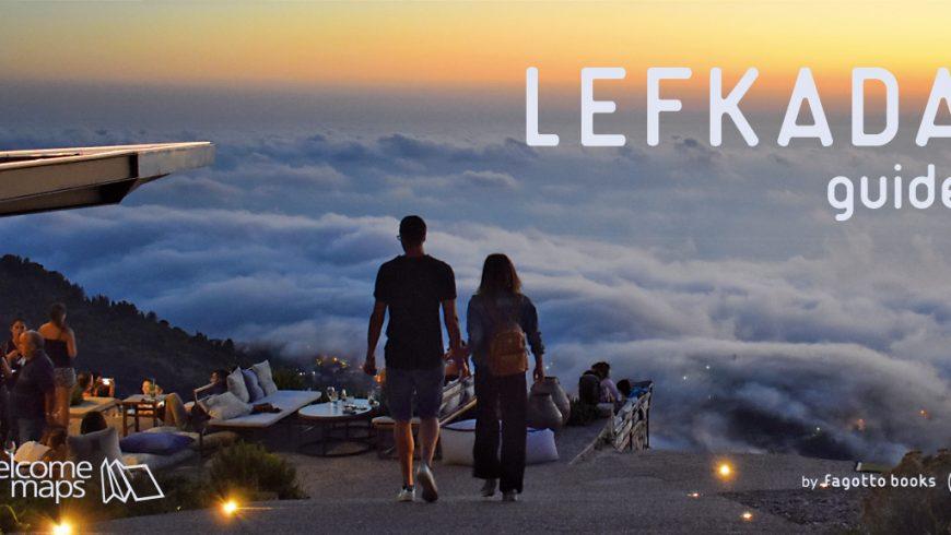Μόλις κυκλοφόρησε ο διαφημιστικός χάρτης Lefkada guide 2019