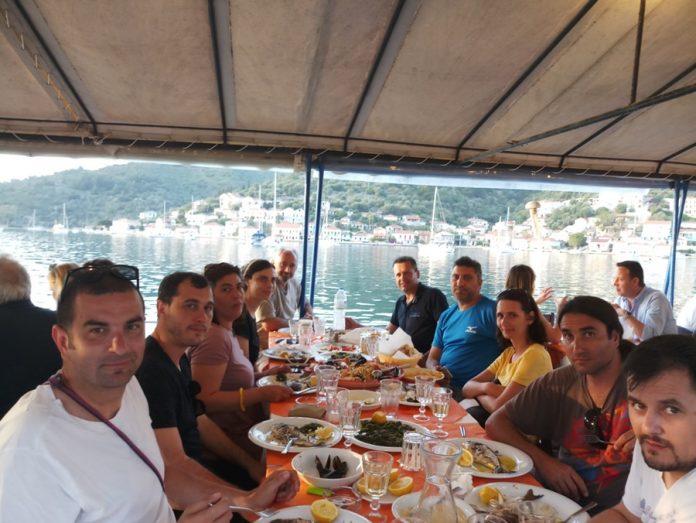 Κανάλι και tour operator από τη Ρουμανία επισκέφτηκαν Λευκάδα-Μεγανήσι-Κεφαλονιά-Ιθάκη