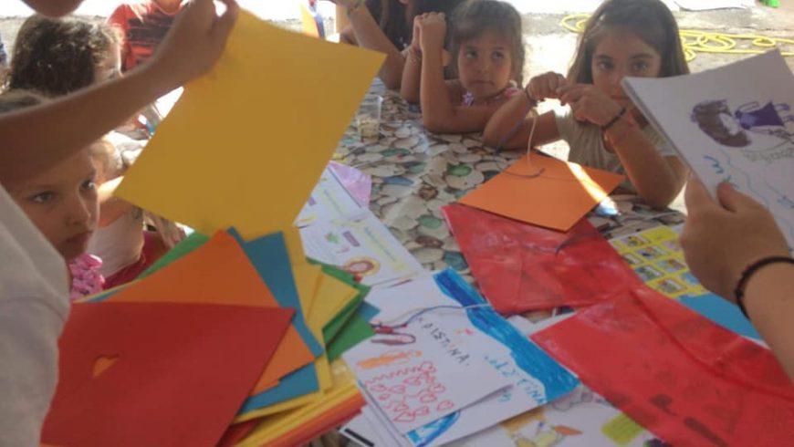 Πέντε μέρες Κατασκήνωση… και για τα παιδιά της πρώτης σχολικής ηλικίας!