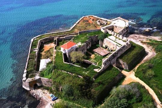 Βίντεο ημέρας: Μία μοναδική περιήγηση στο ιστορικό Κάστρο του Παντοκράτορα στην Πρέβεζα