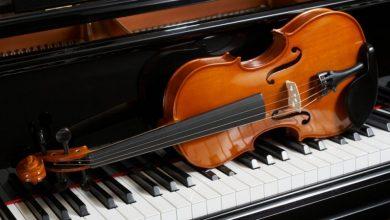 Κονσέρτο για βιολί και πιάνο στο Κηποθέατρο Άγγελος Σικελιανός