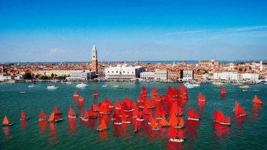 Red Regatta, μια ναυτική «όπερα» στα νερά της Βενετίας