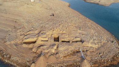 Ιράκ: Πώς η ξηρασία έφερε στο φως παλάτι 3.400 ετών μιας μυστηριώδους αυτοκρατορίας