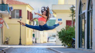 Πρέβεζα: Φωτογραφικό οδοιπορικό ρυθμικής γυμναστικής