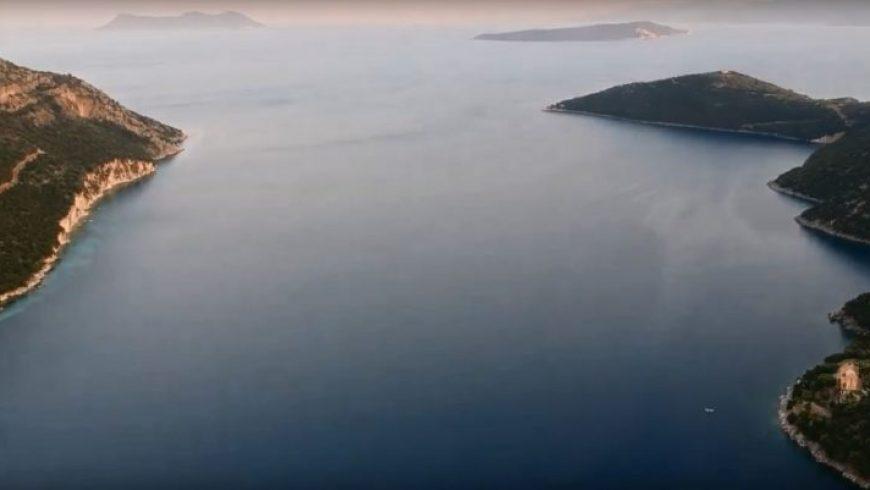 Ένα βίντεο που αναδεικνύει την ατελείωτη ομορφιά της Λευκάδας