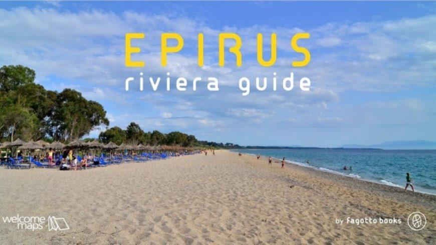 Για δεύτερη συνεχή χρονιά εκδίδεται φέτος ο ταξιδιωτικός χάρτης Epirus Riviera Guide