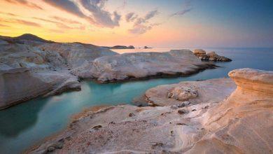 Travel and Leisure: Η Μήλος το καλύτερο νησί της Ευρώπης