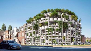 Η «Πράσινη Βίλα» της τσιμεντένιας πόλης
