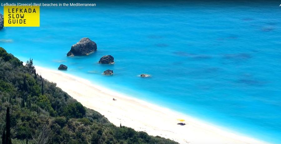 Το βίντεο μας για τις παραλίες της Λευκάδας αγγίζει τις 600.000 προβολές!