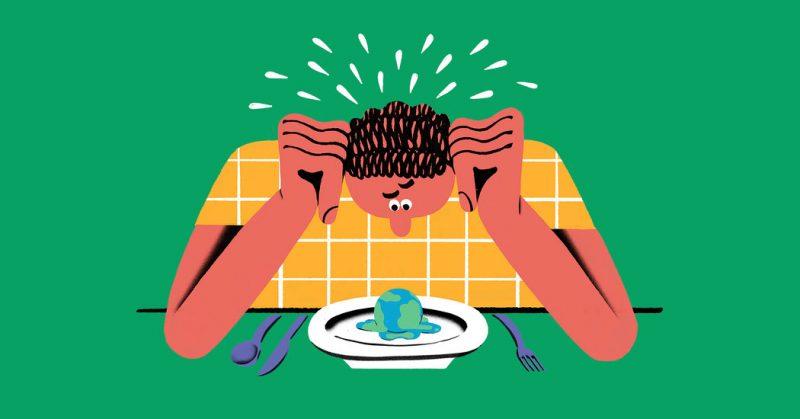 Λιγότερο κρέας ή πώς στρογγυλοκάθεται η κλιματική κρίση στο πιάτο μας