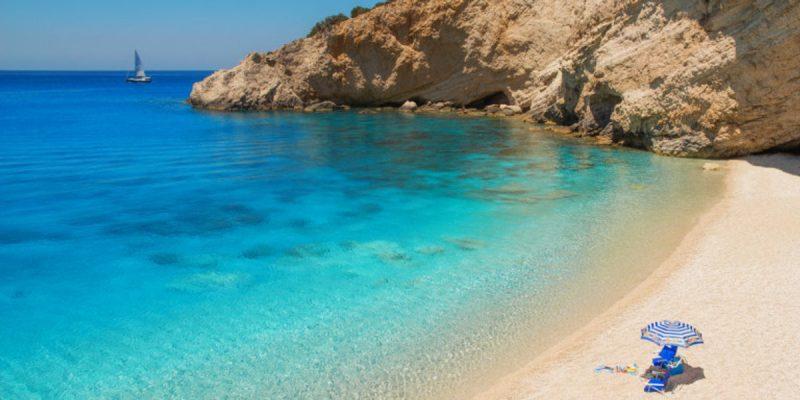 Οι παραλίες για 10άρι της Λευκάδας – Όλες σαν καρτ ποστάλ