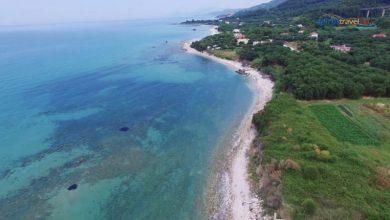 Ρίζα, η πανέμορφη Γαλάζια παραλία της Πρέβεζας