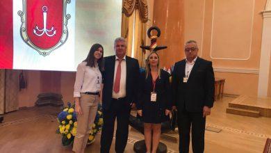 Επίσκεψη Δημοτικής Αντιπροσωπείας από το Δήμο Λευκάδας στο Δήμο Οδησσού