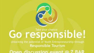 Ανοιχτή συζήτηση «Go responsible!» από τα Μονοπάτια Αλληλεγγύης